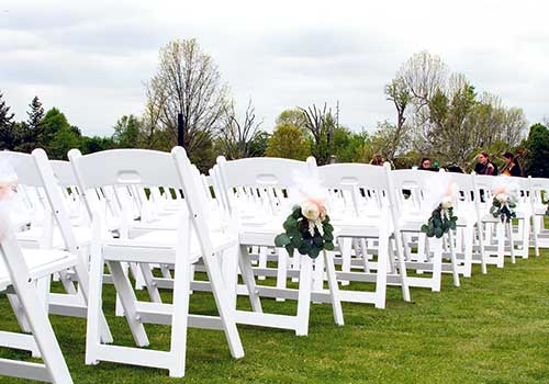 The Experience Outdoor Ceremony